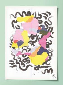 Risograph Print