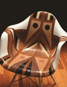 Marian Bantjes - Eames Chair