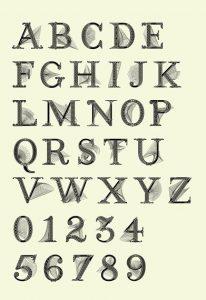 Marian Bantjes - Money Alphabet