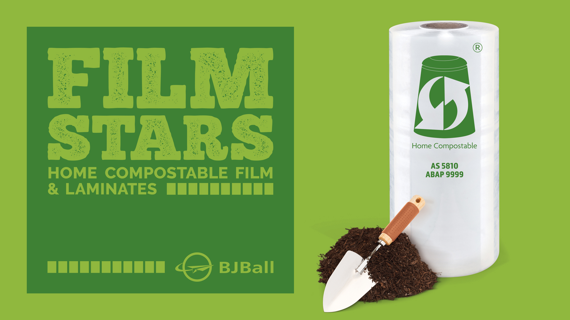 home compostable film