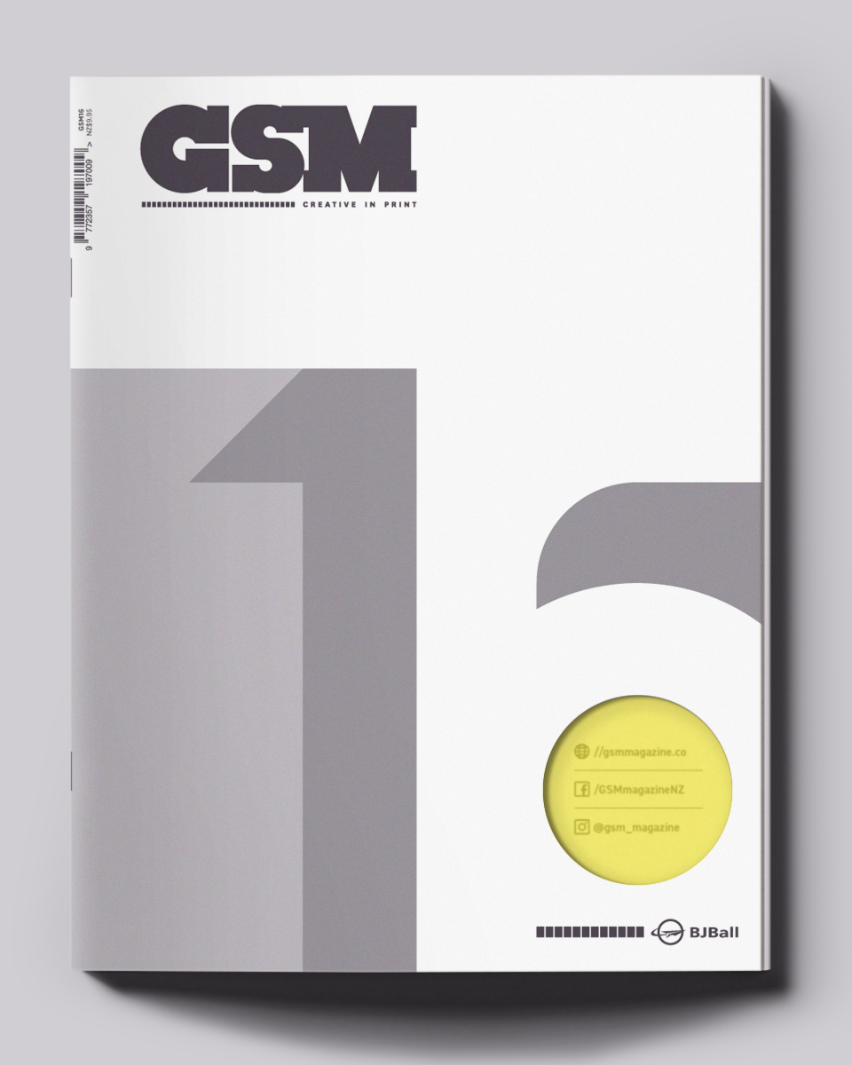Latest Edition - Issue GSM16